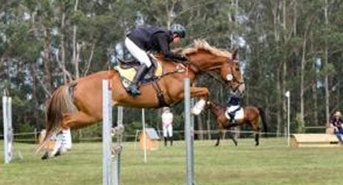 RJ and Janine at SA Eventing Mini Championships 2 feature image