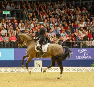 Lara and Rubin Al Asad at olympia 6
