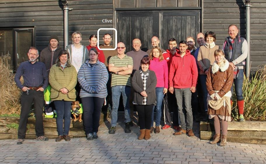 Staff Photo - Clive
