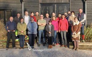 Staff Photo - Sausage