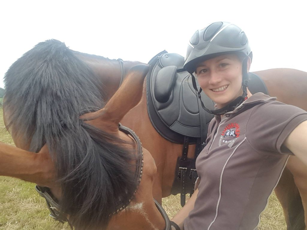 Jule and Horse