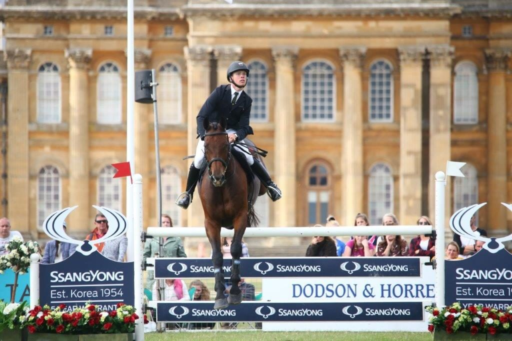 David At Blenheim 2018 12
