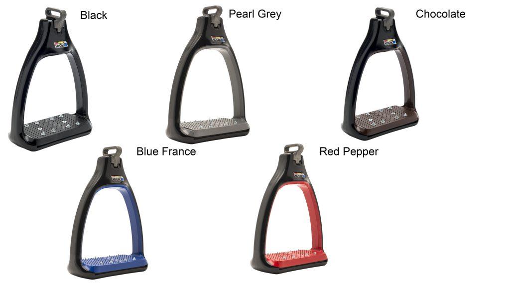 Stirrup Colours 2