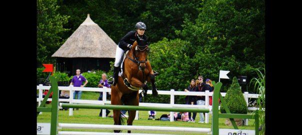 Alina Dibowski European Young Rider Championships 2019 3 feature image