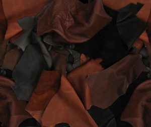 Leatrher samples - Leather Bunch