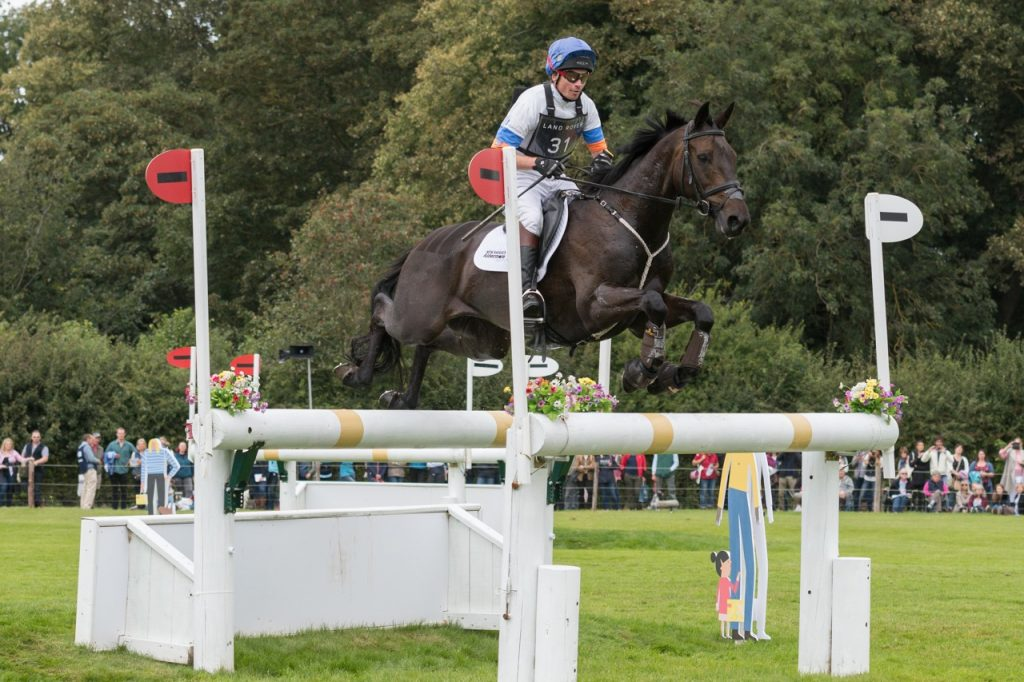 Evento & Francis Whittington Eventing Burghley 2019