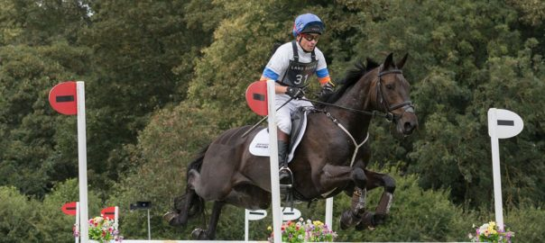Evento & Francis Whittington Eventing Burghley 2019 feature image